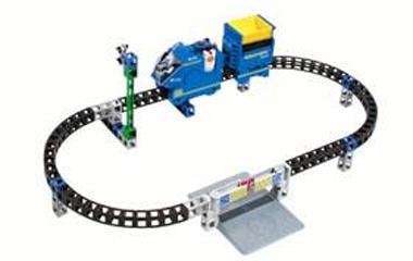 Additional Kit - One track with crossings